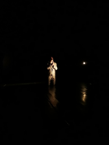 Diego Invernizzi al Teatrino Fontana