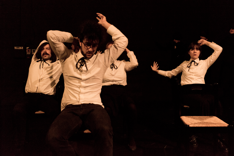 Fissavo Vertigini RadiceTimbrica Teatro Rimbaud