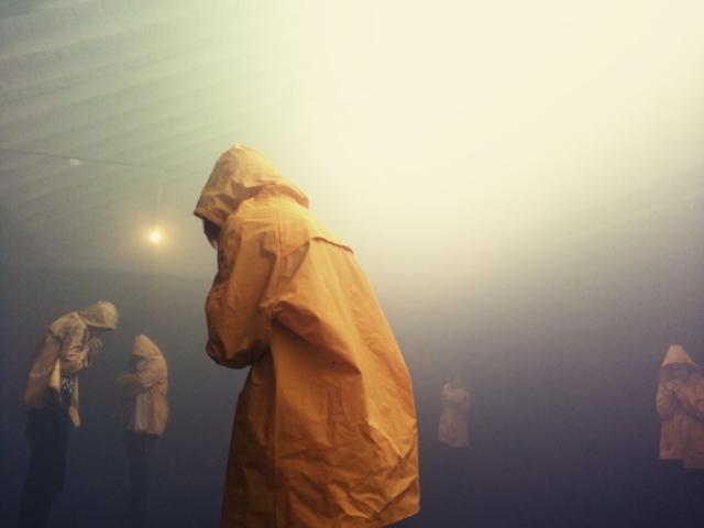L'uccello della nebbia RadiceTimbrica Laboratori Coleridge teatrino fontana legnano